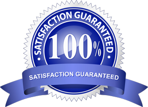 100% Printing Satisfaction Guarantee