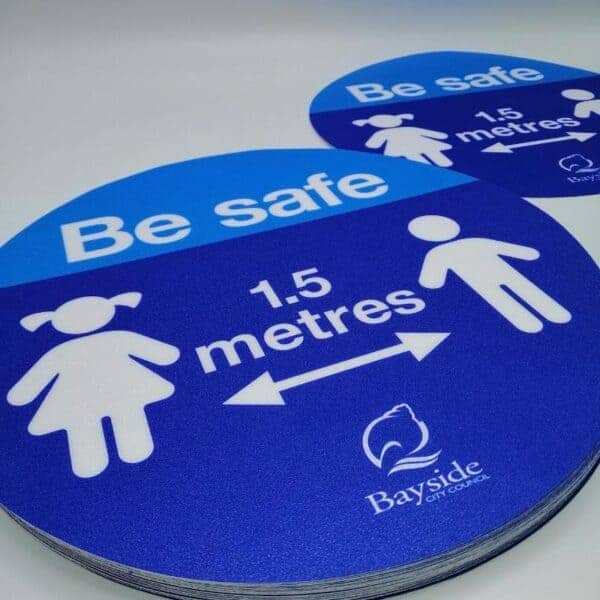 Bayside City Council Outdoor Decals