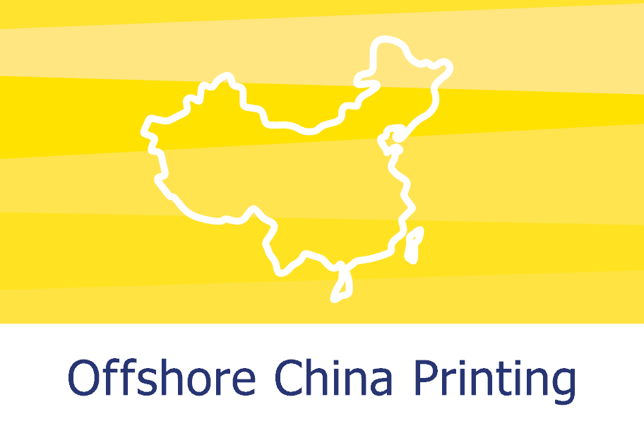 Offshore China Printing