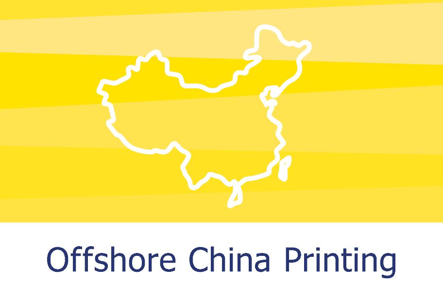 Offshore China Printing