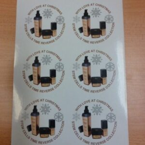 Sheeted Stickers