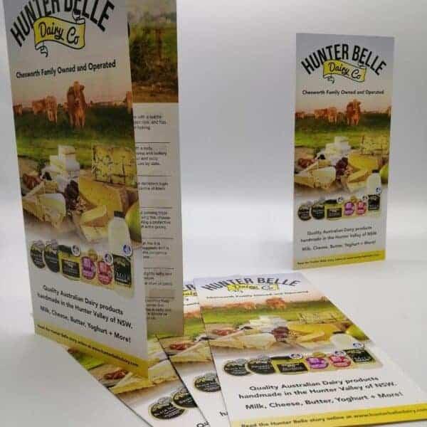 Hunter Belle Brochures (2)