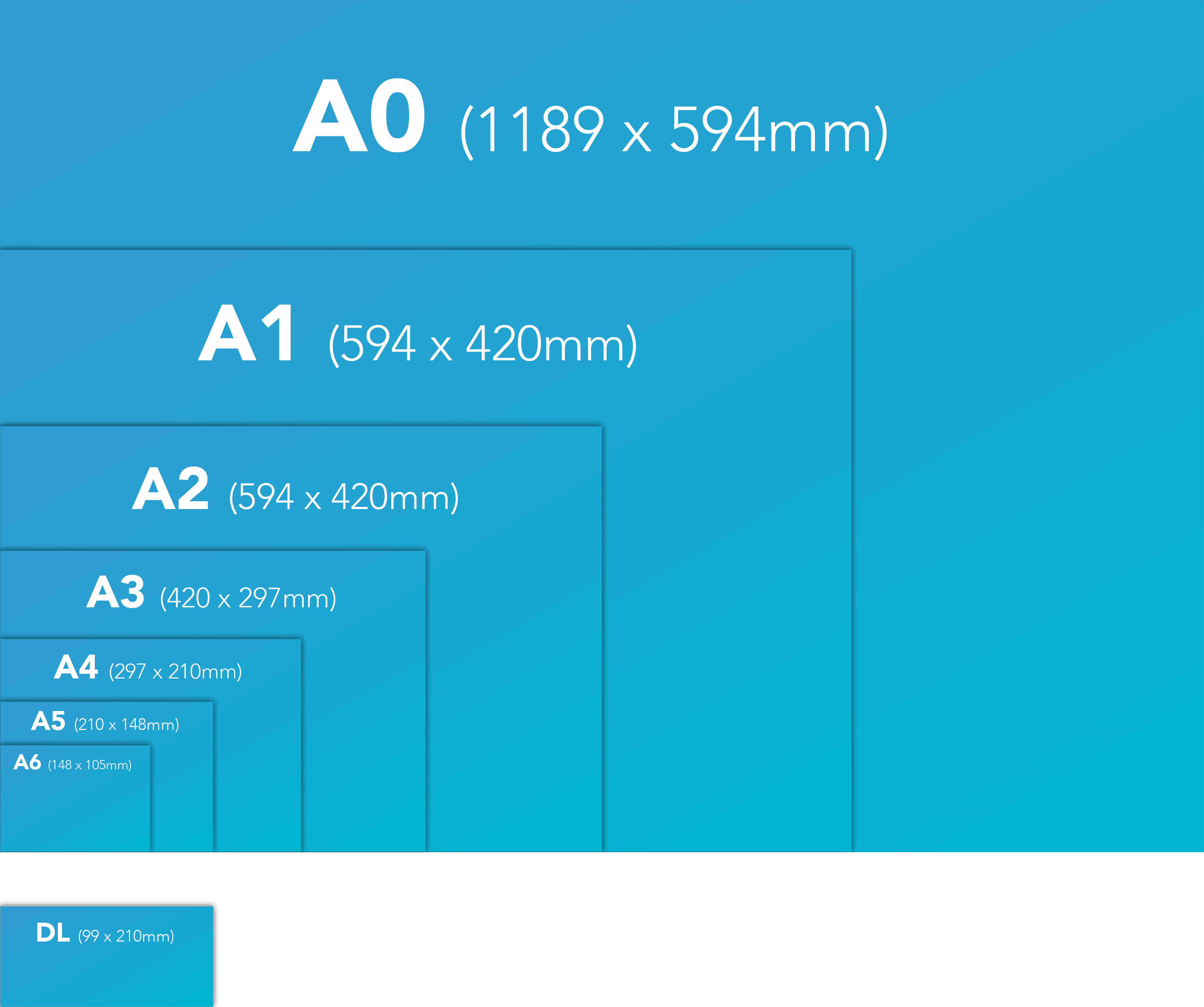 Ultimate Guide to Flyers - Sizing