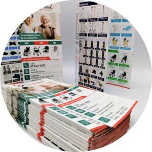 Printed Brochures image 2