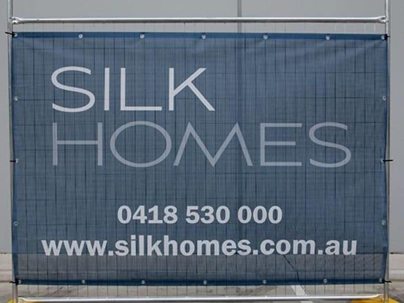 Uses of Fabric Mesh Banners