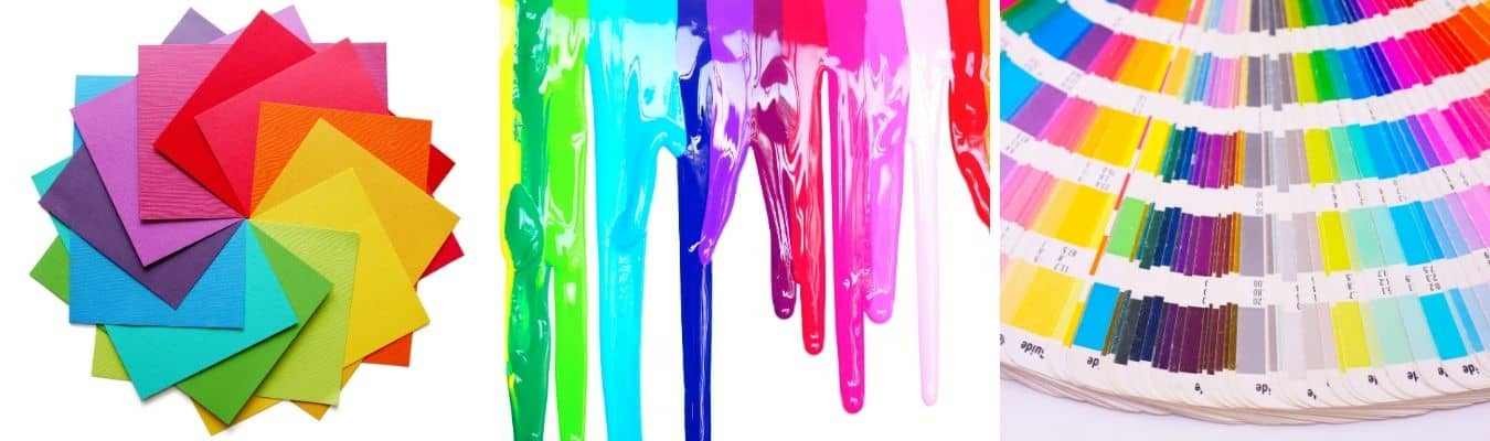 Choosing Your Brands Colours blog