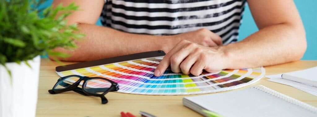 Colour in your printing blog