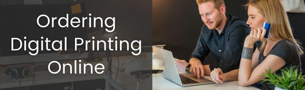 Ordering Digital Printing Blog