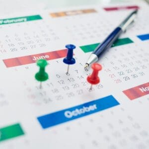 Tent Calendars and How To Create The Perfect Design